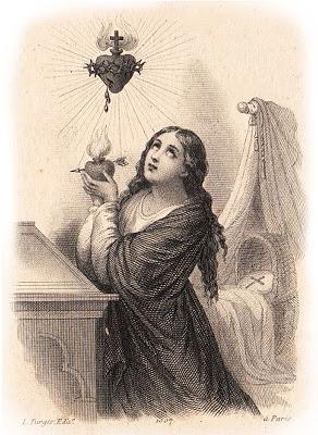 Oferecimento do Coração à Jesus