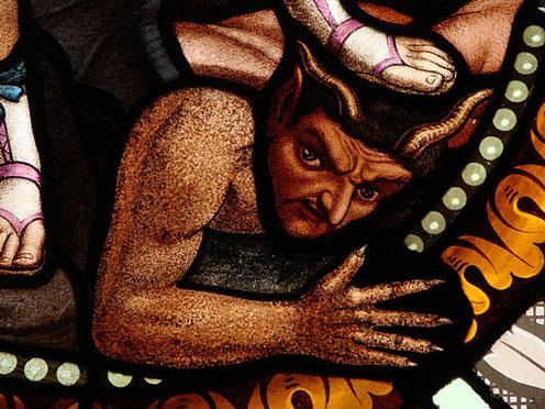 O réprobo no inferno, vendo-se oprimido pelos seus tormentos inefáveis e desesperando de jamais remediar os seus males, será devorado por um ódio contínuo de Deus e amaldiçoará todos os benefícios que dele recebeu