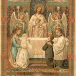 A Santíssima Eucaristia, nossa força contra os nossos inimigos