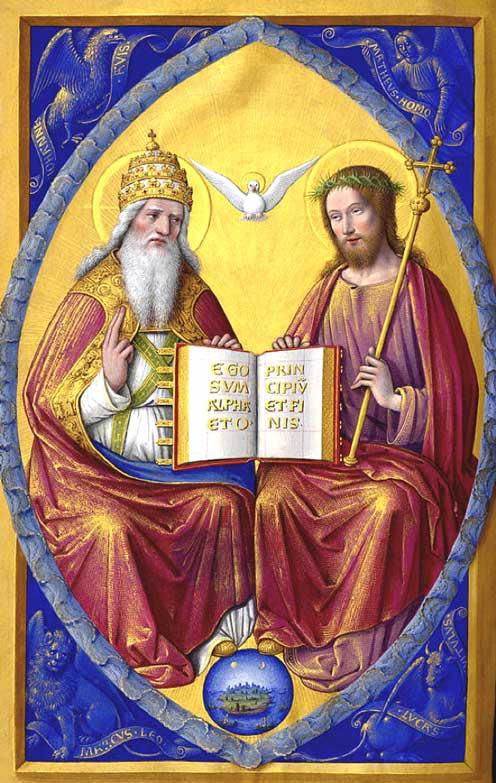 Glória da Santíssima Trindade