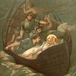 A barca na tempestade e o grande meio para não naufragar