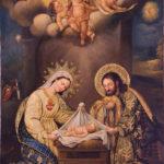 Jesus Cristo quis nascer menino para assim mais facilmente se insinuar em nosso amor e confiança