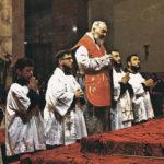 Da assistência à Santa Missa