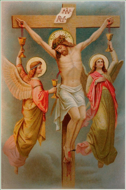 O Santo Sacrifício: amor de Deus para com a humanidade