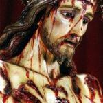 É por amor nosso e por causa do pecado que Jesus foi coberto de chagas