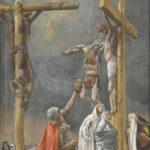 Da sede de Jesus sobre a Cruz