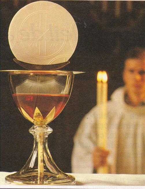 Santíssimo Corpo e Sangue de Nosso Senhor Jesus Cristo, presença Real na Eucaristia