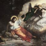 Comemoração da agonia e oração de Jesus no Horto