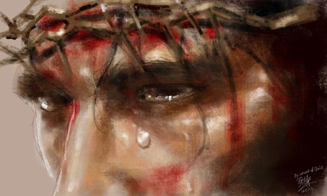 Dor de Nosso Senhor Jesus Cristo