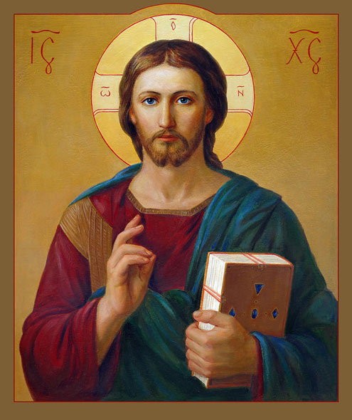 Pantocrator: Ícone de Nosso Senhor Jesus Cristo