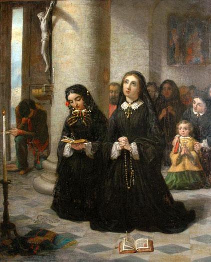 Docilidade da Santa Devoção