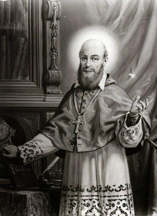 São Francisco de Sales, Bispo e Doutor da Igreja