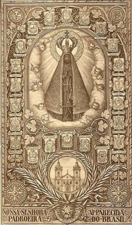 300 Anos da Aparição da Imagem de Nossa Senhora da Conceição Aparecida