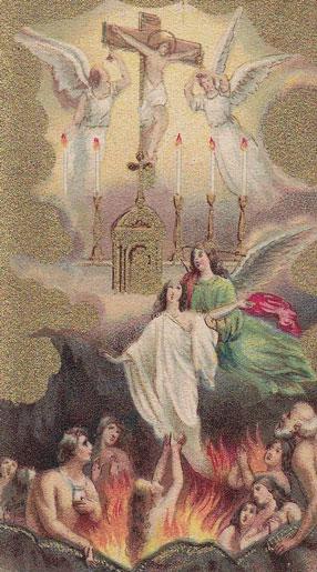 Novembro: Mês das Almas do Purgatório