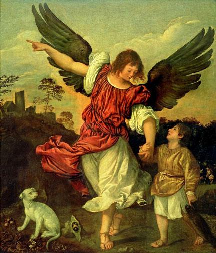 Anjo e Tobias