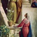 Maria visita Isabel. Coração aberto ao Próximo