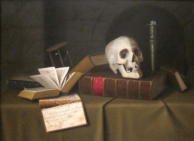 A Morte: como são esquecidas as almas!