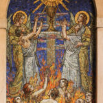 A Santa Comunhão pelos Mortos