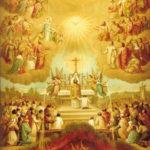 A Santa Missa e o Purgatório