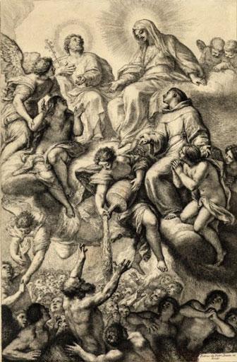 Sufrágio das Almas do Purgatório: uma obra de Caridade