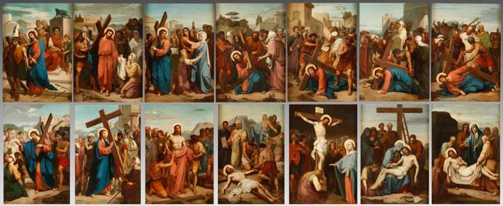 Via Sacra um bom meio para sufragar as Almas do Purgatório