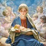 A Aurora do Natal: Maria