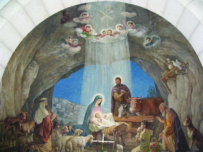 Nascimento de Jesus em Belém