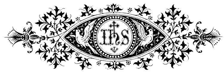 Santíssimo Nome de Jesus - Arte do Missal