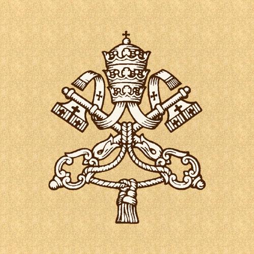 Brasão Vaticano