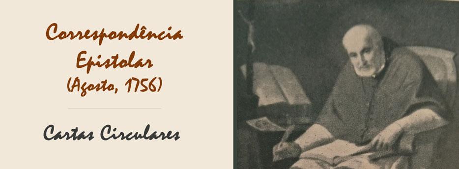 5ª Carta Circular de Santo Afonso: Correspondência Epistolar (Agosto, 1756)