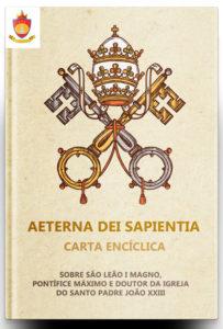 Carta Encíclica Aeterna Dei Sapientia
