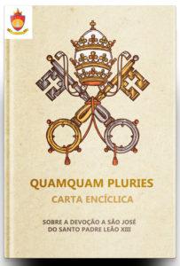 Carta Encíclica Quamquam Pluries, sobre a Devoção a São José