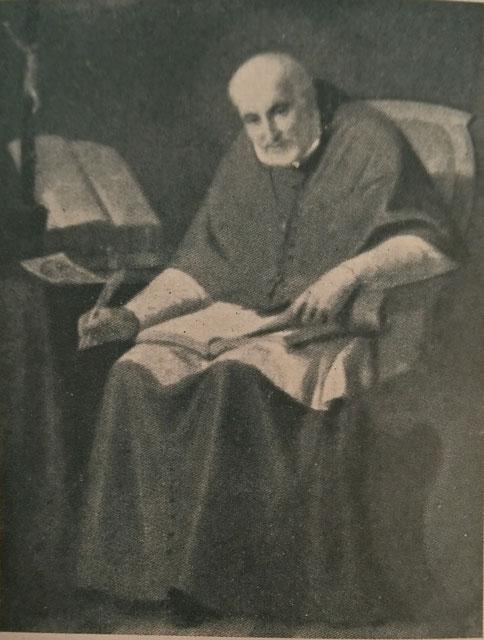 Santo Afonso Maria de Ligório, fundador da Congregação do Santíssimo Redentor