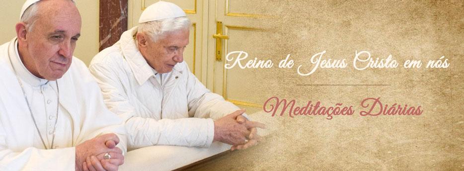 Meditação para a Sexta-feira da 1ª Semana do Advento. Reino de Jesus Cristo em nós