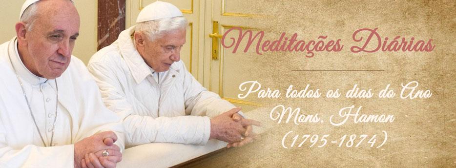 Meditações Diárias, de Mons. Hamon