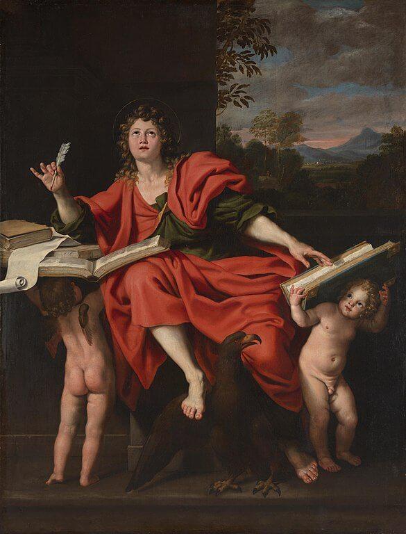 São João Evangelista (Domenico Zampieri, 1581–1641)