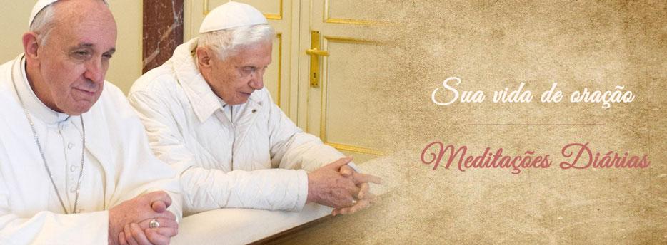 Meditação para a Terça-feira da 4ª Semana do Advento. Sua vida de oração