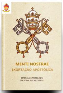 Exortação Apostólica Menti Nostrae, sobre a Santidade da Vida Sacerdotal