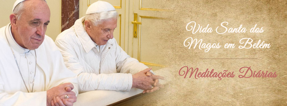Meditação sobre a Vida Santa dos Magos em Belém