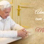 Admiração e amor para com o Menino Jesus
