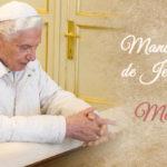 Mansidão e Humildade de Jesus Cristo ultrajado