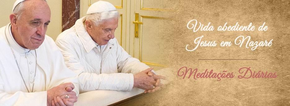 Meditação para a Terça-feira da 6ª Semana depois da Epifania. Vida obediente de Jesus em Nazaré