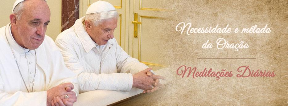 Meditação para a Segunda-feira da Segunda Semana da Quaresma. Necessidade e método da Oração