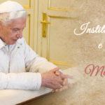 Instituição da Eucaristia e do Sacerdócio