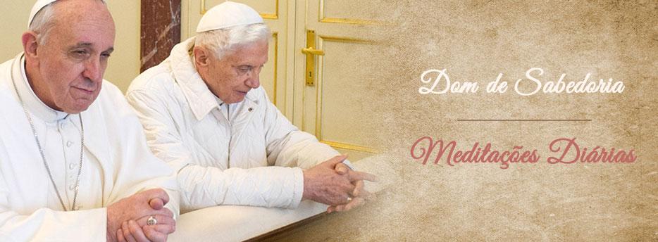 Meditação para a Quarta-feira antes do Pentecostes. Dom de Sabedoria