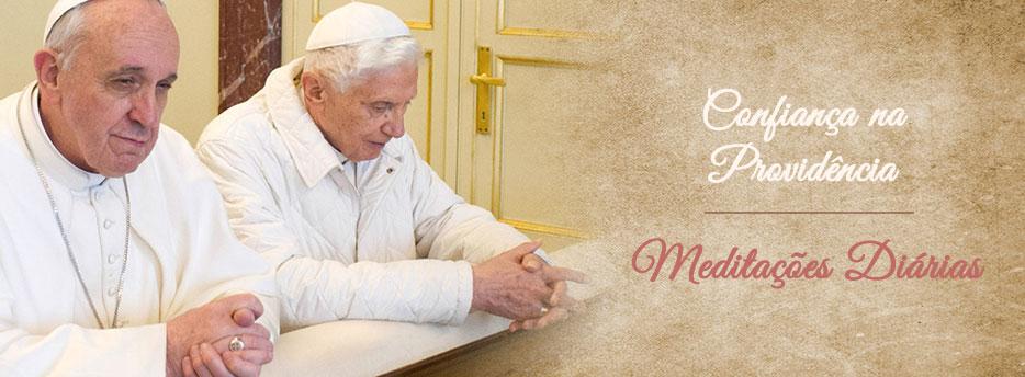 Meditação para o 6º Domingo depois do Pentecostes. Confiança na Providência