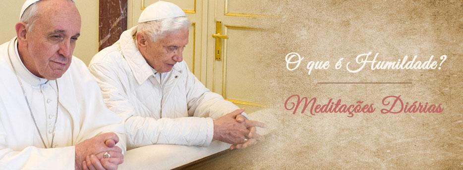 Meditação para o 10º Domingo depois do Pentecostes. O que é Humildade?