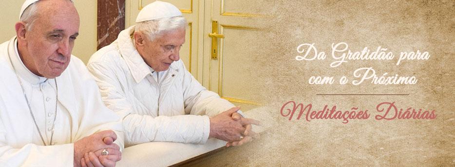 Meditação para o 13º Domingo depois do Pentecostes. Da Gratidão para com o Próximo