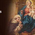 O Rosário nas Aparições de Lourdes