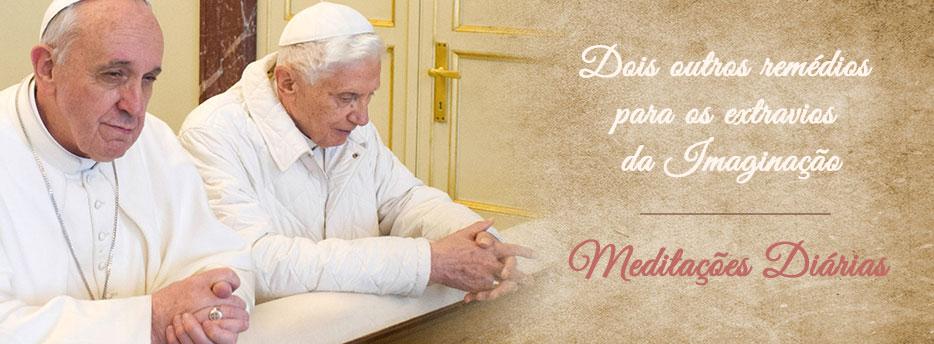 Meditação para a Décima Sétima Terça-feira depois de Pentecostes. Dois outros remédios para os extravios da Imaginação